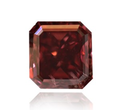 0.40ct I1 Radiant Red Fancy